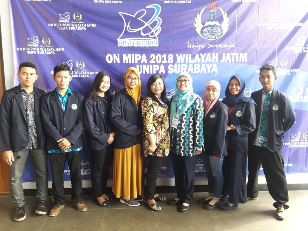 ON-MIPA UNIPA JATIM 2018